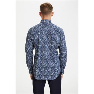 Matinique Casual Shirt - Blueprint