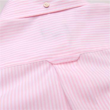 BROADCLOTH BANKER REG BD SHIRT  GANT - ROSE