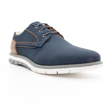 Sandman Casual Shoes - Dark Blue]