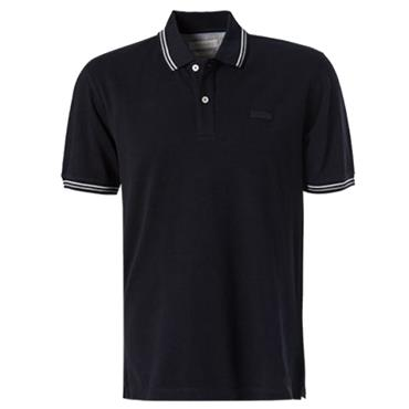 Bugatti Polo Shirt - BLACK
