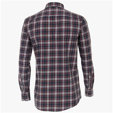 Casa Moda Reg Fit - Pattern Shirt