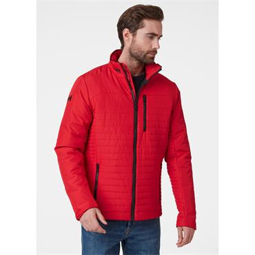 Crew Insulator Jacket - 222 Alert Red