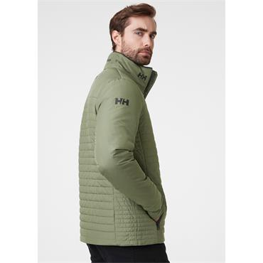 Crew Insulator Jacket - Lav Green