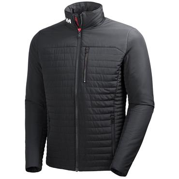 Crew Insulator Jacket - Eboney