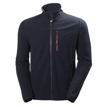 Helly Hansen Navy Softshell Jacket - 597navy