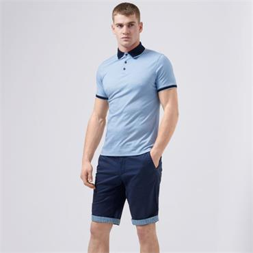 Ss Polo Shirt - 23 BLUE
