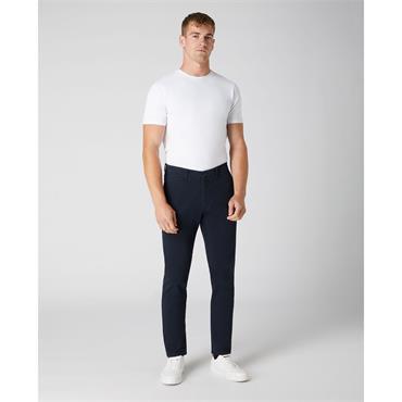 Aldino Premium Slim Fit Chino - Navy