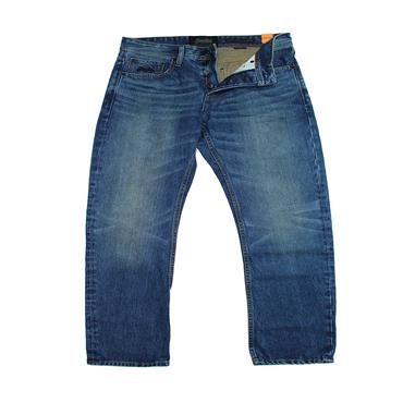 SUPERDRY COPPERFILL LOOSE - BLUE