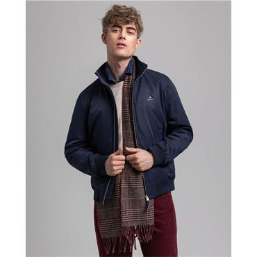 Gant Hampshire Jacket - EVENING BLUE