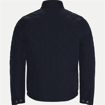 Gant Quilted Wincheater Jacket - EVENING BLUE