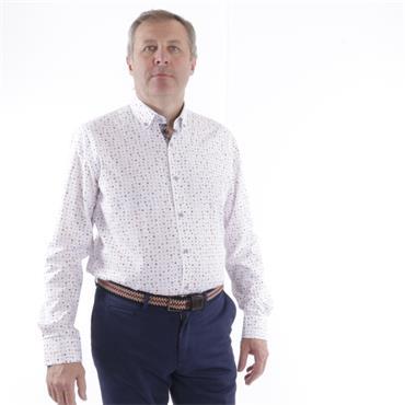 White Label Casual Shirt - WHITE