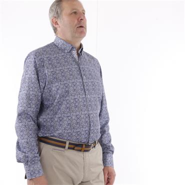 White Label Casual Shirt - Navy