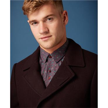 LOHMANN OVERCOAT - 68 WINE
