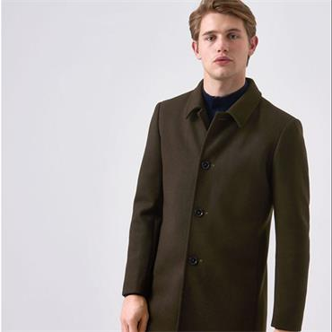 ROWAN TAILORED COAT  REMUS - GREEN
