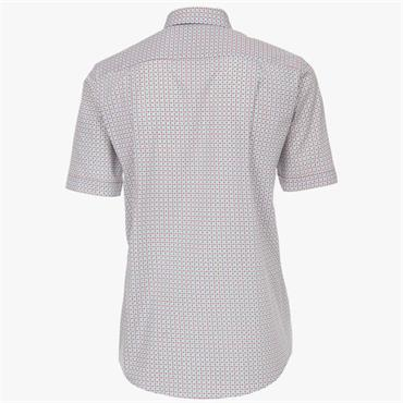 Casa Moda Short Sleeve Casual Shirt - 400