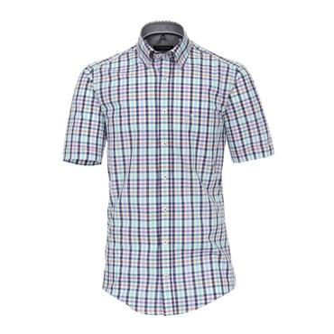 Bd Casual Fit Leisure Shirt - GREEN
