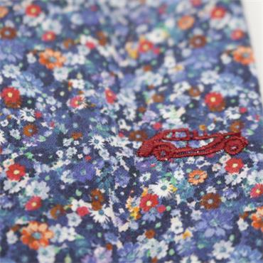 Dario Beltran Slim Fit - Floral