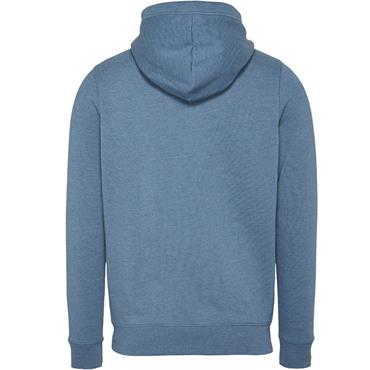 Tommy Jeans Zipthrough Hoodie - BLUE