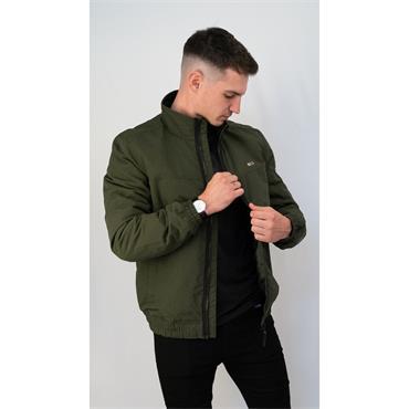 TJM Essential Padded Jacket - OLIVE