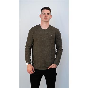 TJM Grindle Sweater - OLIVE