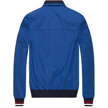 Casual Bomber 22 JACKET     TJM - BLUE