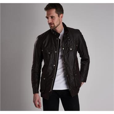 Barbour Wax Jacket - Rustic