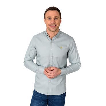 Greerton Button-Down Shirt - GREEN