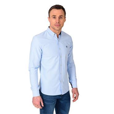 Greerton Button-Down Shirt - LIGHT BLUE