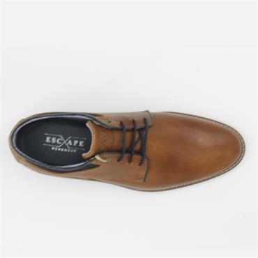 Escape Lace Shoe - TEAK