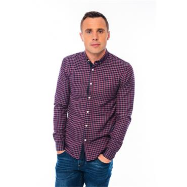 Xv Kings Casual Shirt - RED
