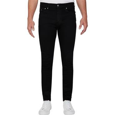 Black Denim Super Skinny - BLACK