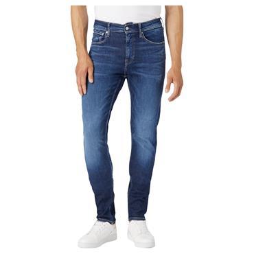 CK Light Slim Taper Jeans - Dark Wash