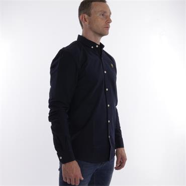 Xv Kings Ls Shirt - Deep Sea