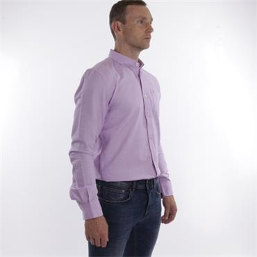 Xv Kings Ls Shirt - Velvet Plum
