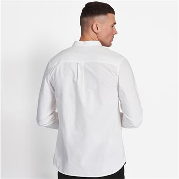 OXFORD SHIRT LYLE&SCOTT - WHITE
