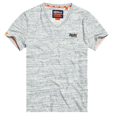 ORANGE LABEL VINTAGE EMB.V- TEE S/DRY - PEARL
