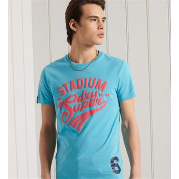 Graphic Tee 185 - LIGHT BLUE
