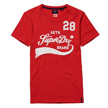 Graphic Tee 185 - RED