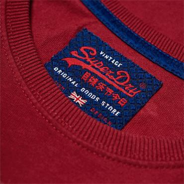 Premium Goods Tee - Furnace Red
