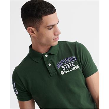 Classic Superstate Polo - Dark Green