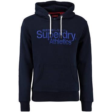 Superdry Overhead Hoodie - Navy