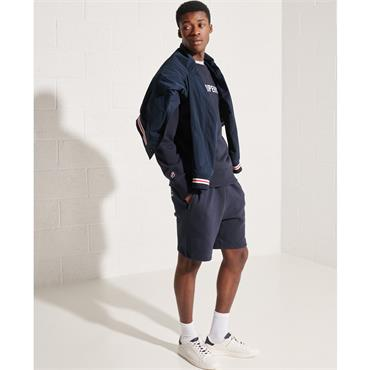 Sportstyle Applique Crew - Navy