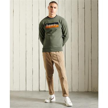 CL Workwear Crew - GREEN