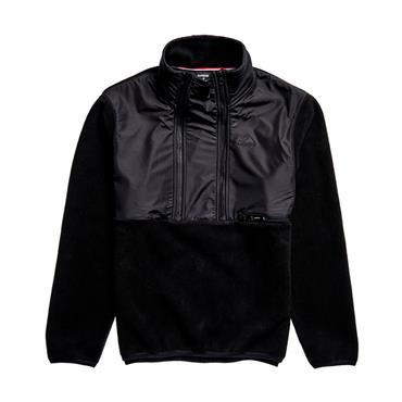 Mountain Sport Half Zip - BLACK