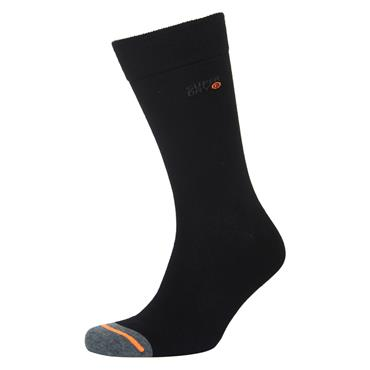 5 Pack Socks - BLACK