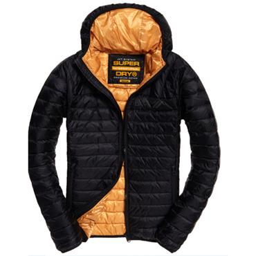 COREDOWN JACKET - BLACK