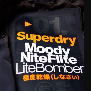 MOODY LIGHT BOMBER    S/DRY - NAVY