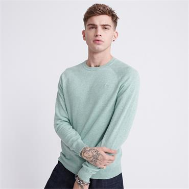 Superdry OL Cotton Crew - MINT