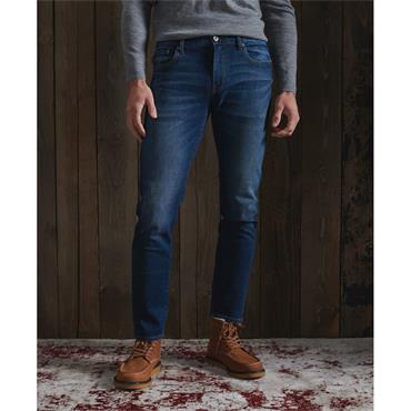 Superdry Slim Jean - DARK BLUE 23