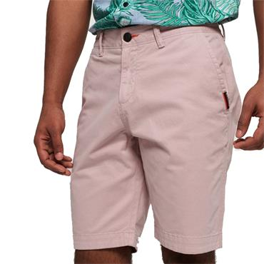 INTER.SLIM LITE CHINO SHORT  S/DRY - PINK